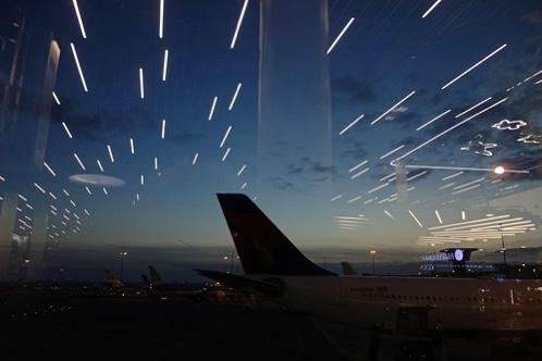 airplane lighting
