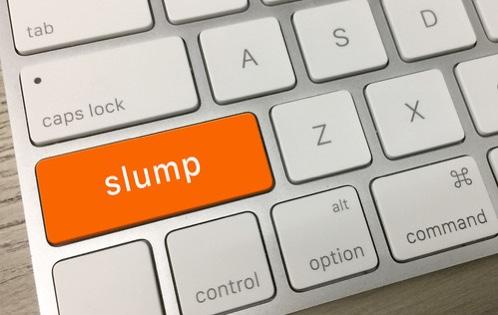 slump キーボード
